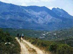 Finca La Asmoladora -  walking holidays spain